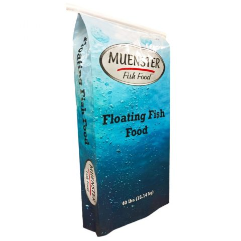 MFM 32% Floating Fish Food