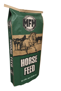 MFM 12% Textured Horse Feed