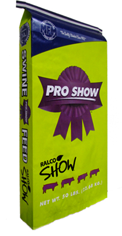 MFM Pro Show 35-75 Pig Grower