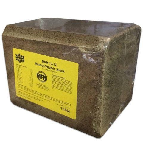 MFM 12:12 Mineral-Vitamin Block